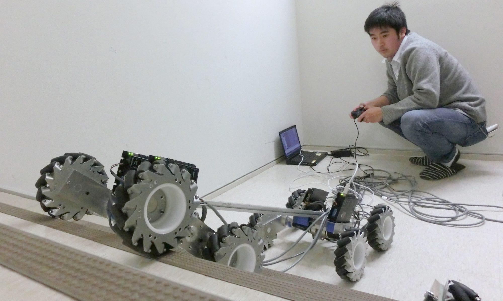 Dept. of Advanced Robotics