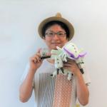 卒業生に訊く!未来ロボティクス学科1期生 菜花健作さん